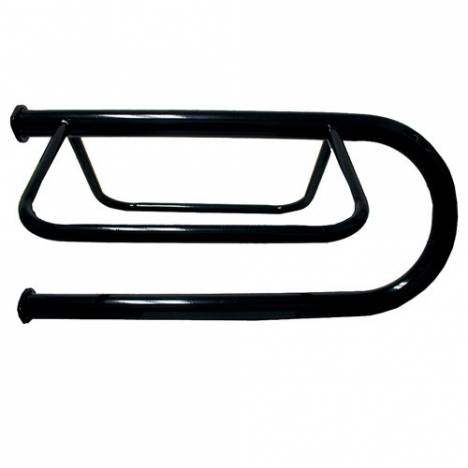Heavy Duty Western Saddle Rack