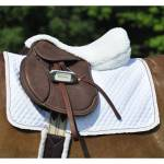 Baby Quilted Saddle Pad