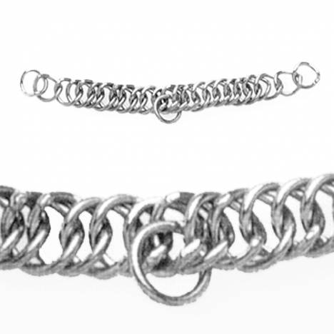 English Curb Chain
