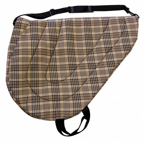 High Spirit Lined English Saddle Bag