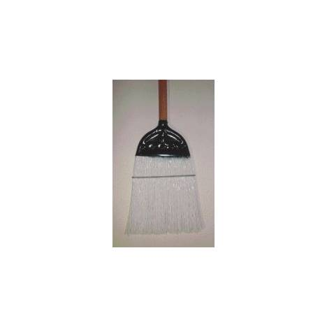 Poly Metalhead Broom For Warehouses/Garages