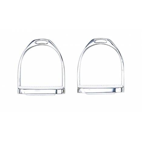 Perri's Stainless Stell Fillis Stirrup Irons