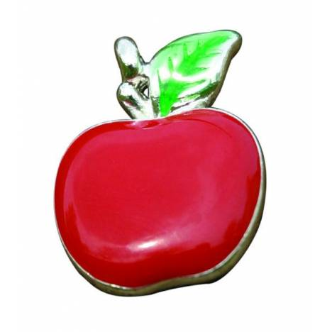 Equicharms Red Apple Equicharm