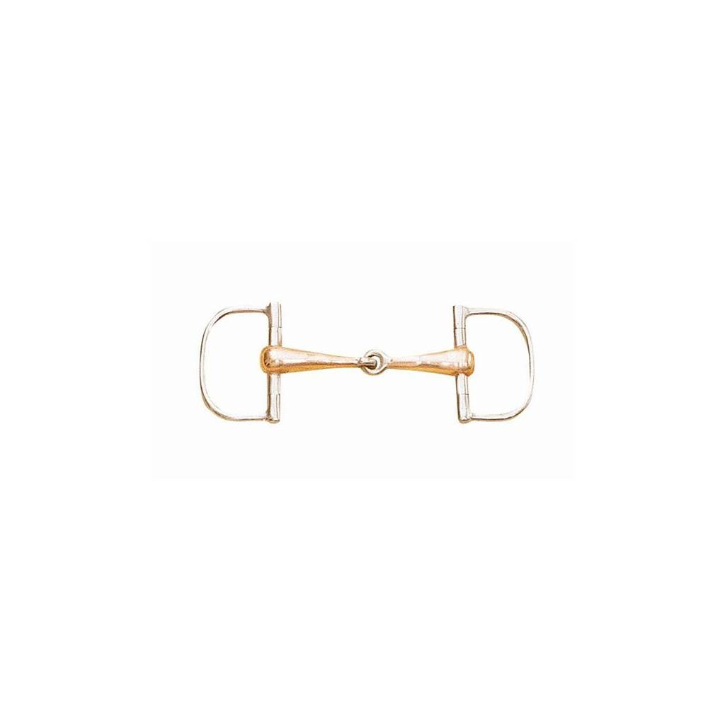 Centaur Stainless steel Copper Mouth D-Ring
