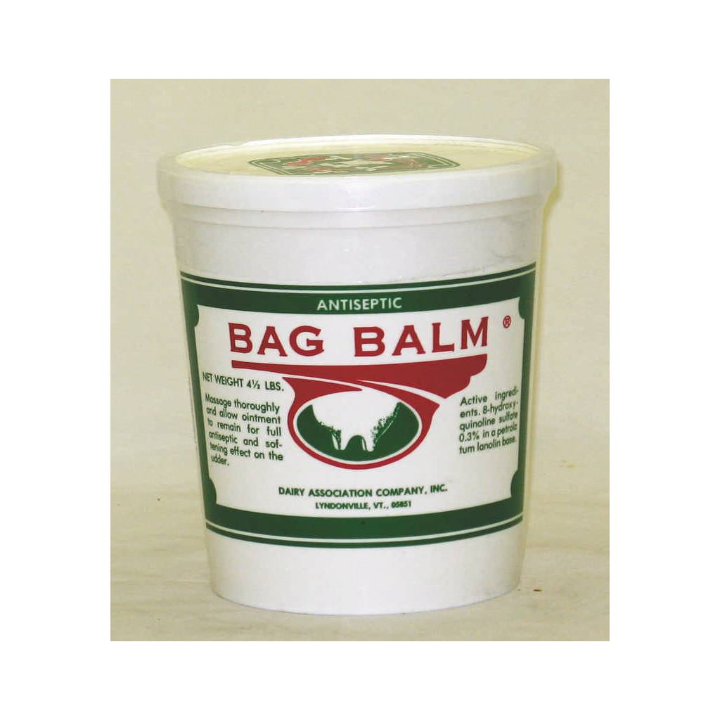 Bag Balm for Chapped Skin