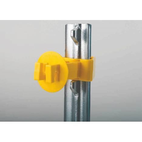 Extend electric fence T Post Insulator