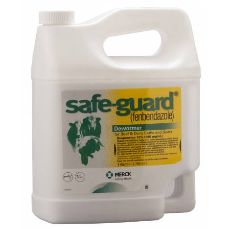 Safe-Guard Wormer Suspension