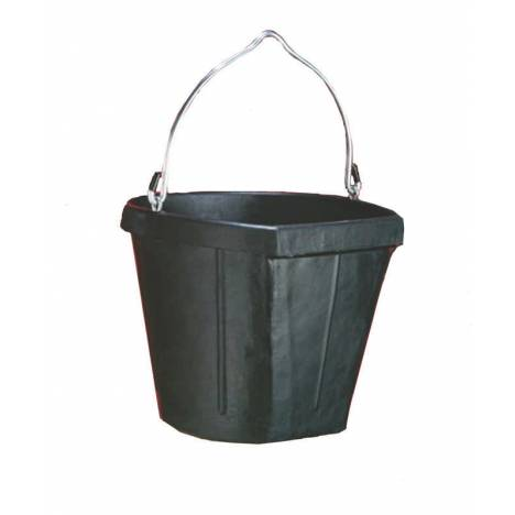 large animal Corner Bucket Rubber B600