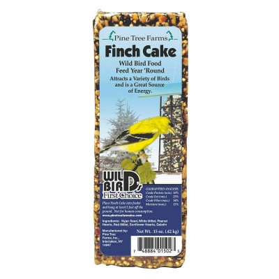 Finch Seed Cake - 16 Ounce