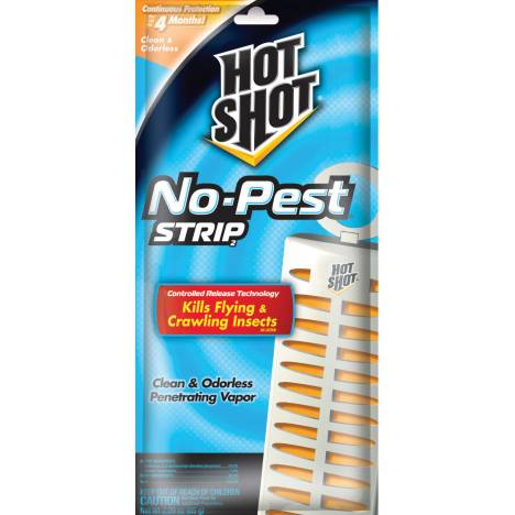 Hot Shot Prod No Pest Strip