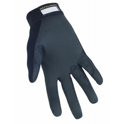 Heritage Kids Performance Gloves - Colors - Black - Youth Size 4