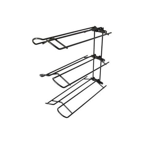 Abetta 3 Tier Wall Saddle Rack
