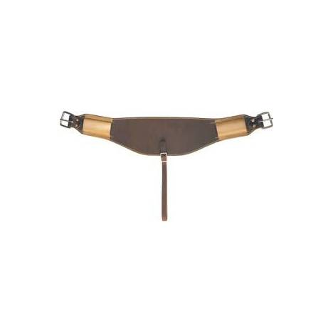 Billy Cook Saddlery Leather Flank Girth