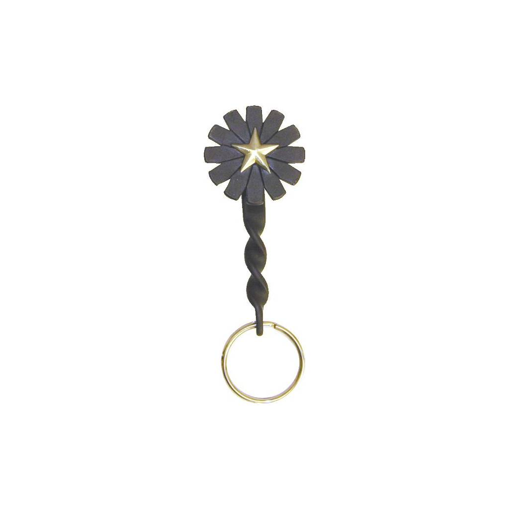 Abetta Star Key Chain