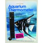 Liquid Crystal Vertical Aquarium Thermometer