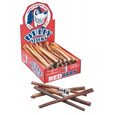 Red Barn Natural Bully Stick - 12