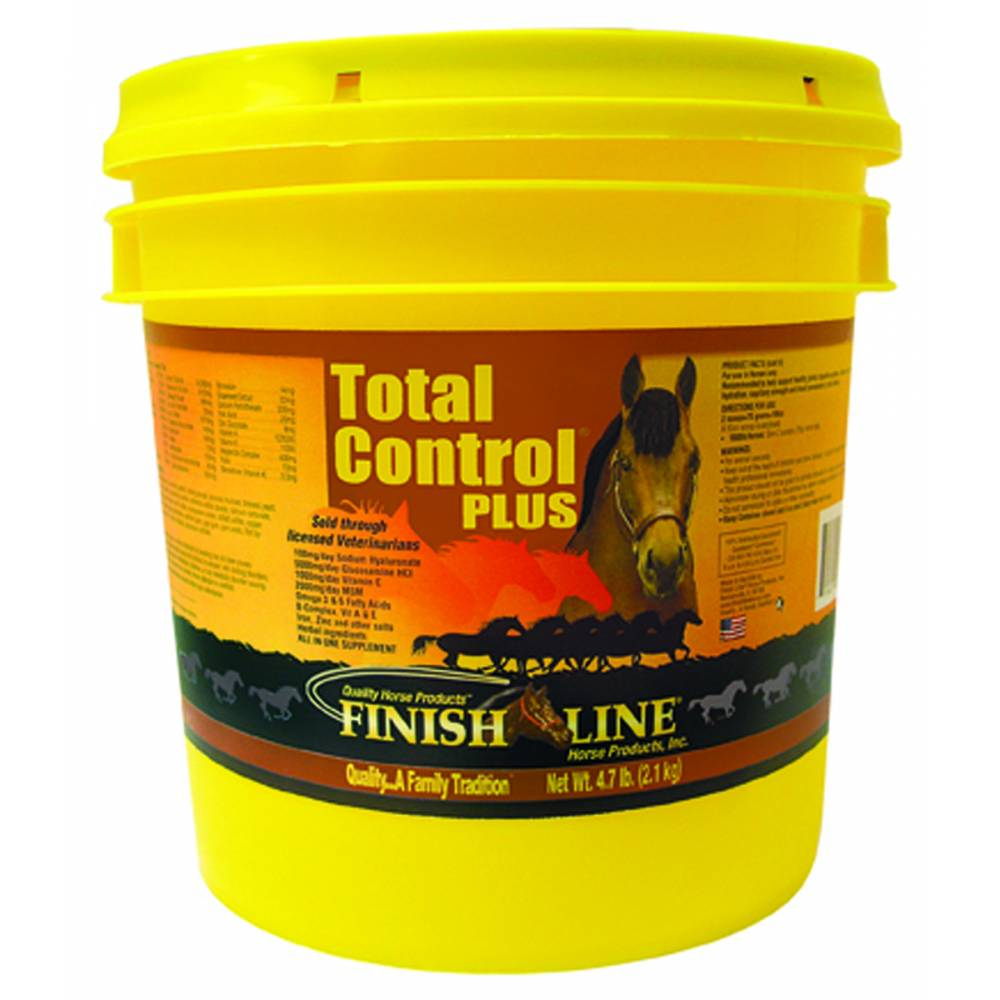Finish line total control plus 7 in 1 horseloverz for Total home control
