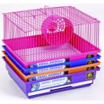 Prevue Hendryx 1 Story Basic Hamster & Gerbil Cage