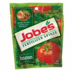 Jobe's Organics Tomato Fertilizer Spikes
