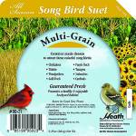 Heath Songbird Multigrain Suet Cake