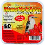 Pine Tree Farms Never Melt Suet Cake - Hot Pepper
