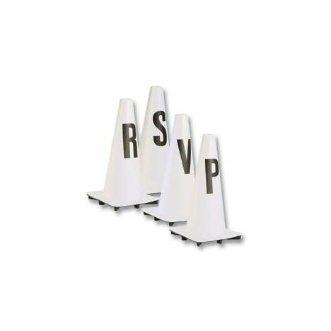 Davis Dressage Cones - Set of 4