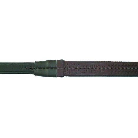 Nunn Finer Large Pimple Rubber 3/4'' Reins