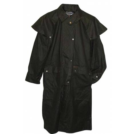 Outback Oilskin Low Rider Duster