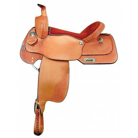 Dakota Saddlery Penner Roper Saddle