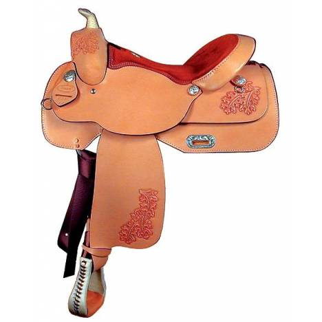 Dakota Saddlery Reiner Saddle