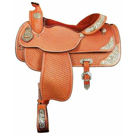 Dakota Saddlery Equitation Saddle