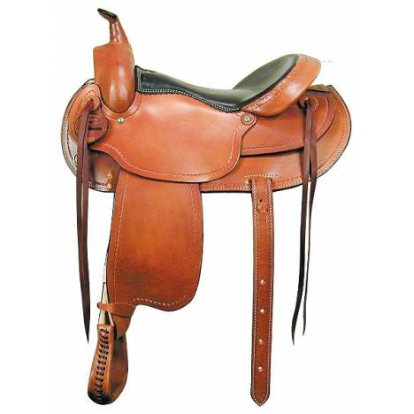 Dakota Saddlery Trail Saddle