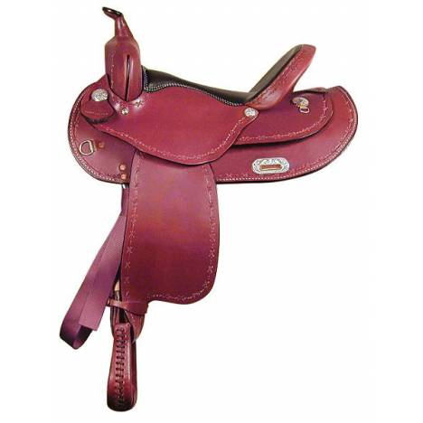 Dakota Saddlery Trail Pleasure Saddle