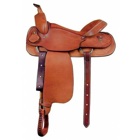 Dakota Saddlery Pleasure Saddle