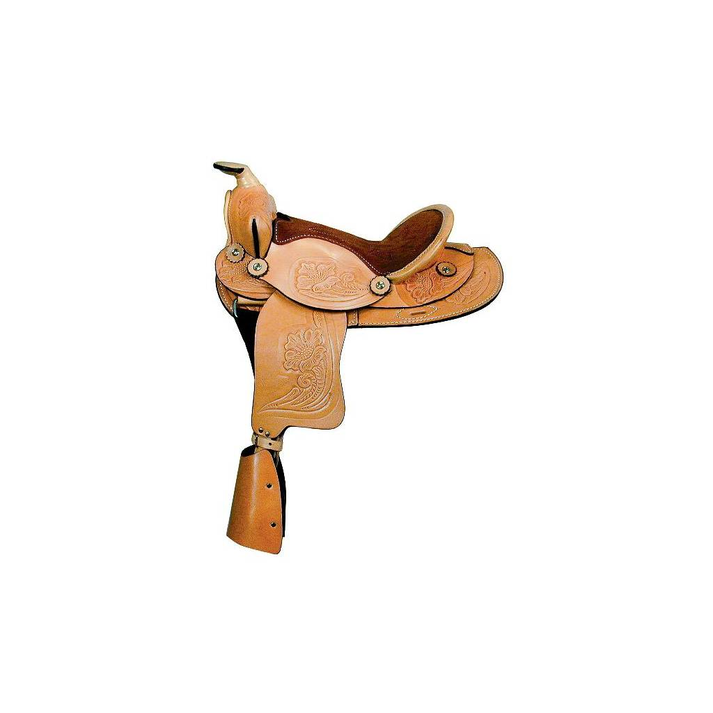 Dakota Saddlery Pony Saddle