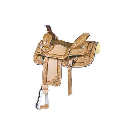 Billy Cook Saddlery Motes Border Tool Roper Saddle
