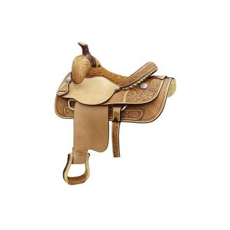 Saddlesmith Of Texas Classic Lady Roper Saddle