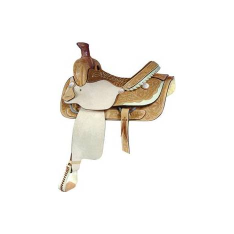 Billy Cook Saddlery Lady Slickout Roper Saddle