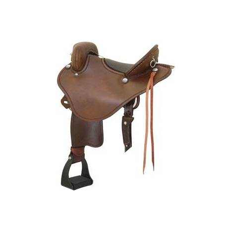 Billy Cook Saddlery Stealth Endurance Saddle