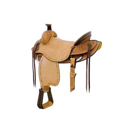 Billy Cook Saddlery Tombstone Ranch Roper Saddle