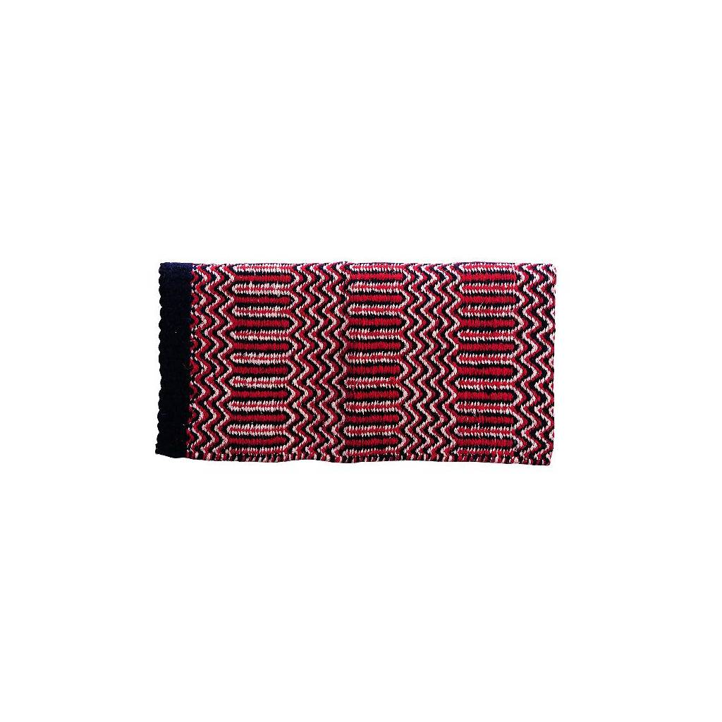 Weaver Double Weave Navajo Saddle Blanket
