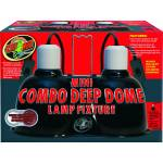Zoo Med Combo Deep Dome Lamp