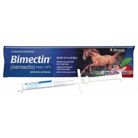 Bimectin Paste Dewormer
