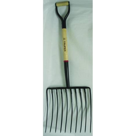 Truper TruproEnsilage Fork with 10 Tine