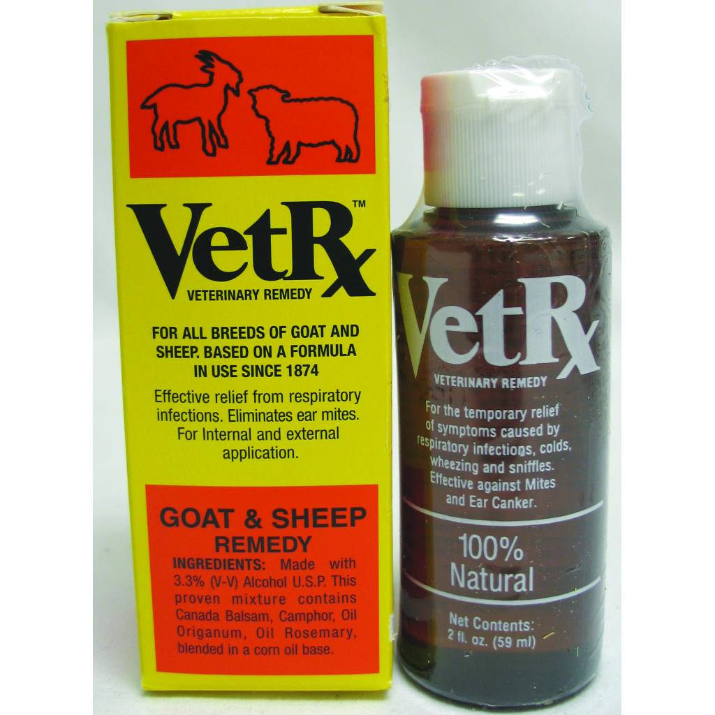 VetRx Goat & Sheep Remedy