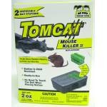 TOMCAT Disposable Mouse Killer II