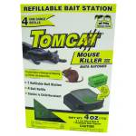 TOMCAT Refillable Mouse Killer 4