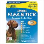 Sergeants Flea & Tick Squeeze-On Dog