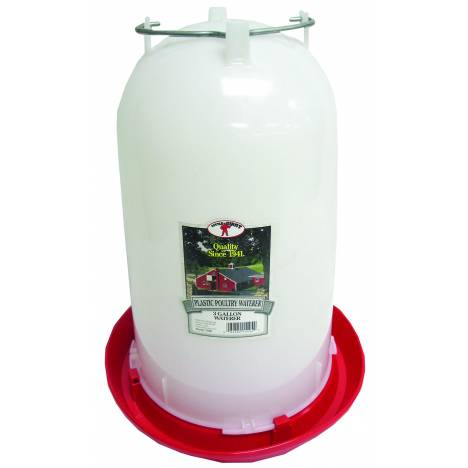 Little Giant Hanging Poultry Waterer