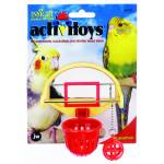 Birdie Basketball Toy